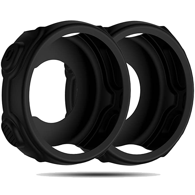 Coque de Protection en Silicone Doux pour Boîtier, Écran, Poignet, Bracelet de la Montre Connectée Garmin Forerunner 235/735XT: Amazon.fr: High-tech
