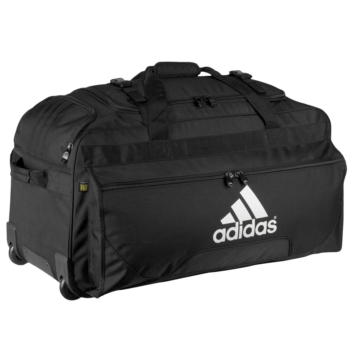 a7edc17e65 Amazon.com  adidas Team Wheel Bag