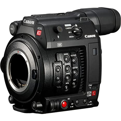 Canon Cinema EOS C200 9,84 MP CMOS: Amazon.es: Electrónica