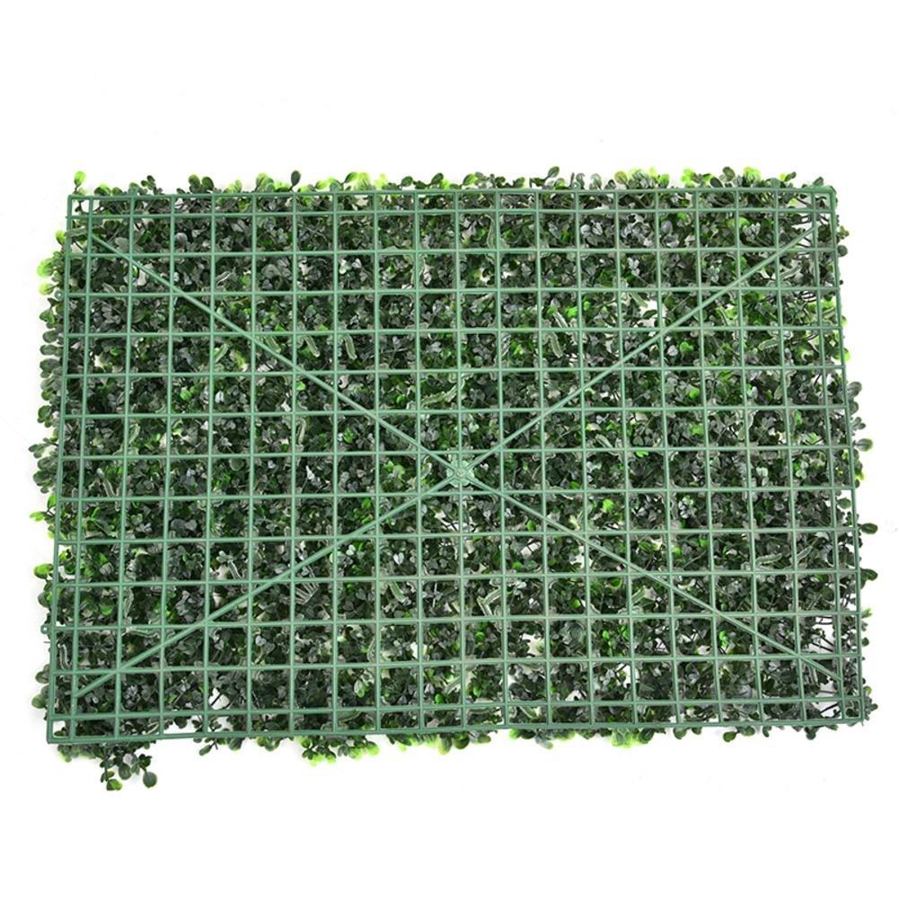 Hiedra Hojas de Vid Artificial Valla de jard/ín decoraci/ón de Pared jard/ín Ritapreaty Plantas Hiedra Artificial paisajismo