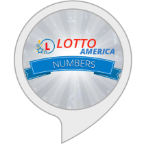 Amazon com: Lotto America Numbers: Alexa Skills
