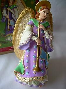Hallmark Keepsake Ornament 2000 Graceful Glory Angel