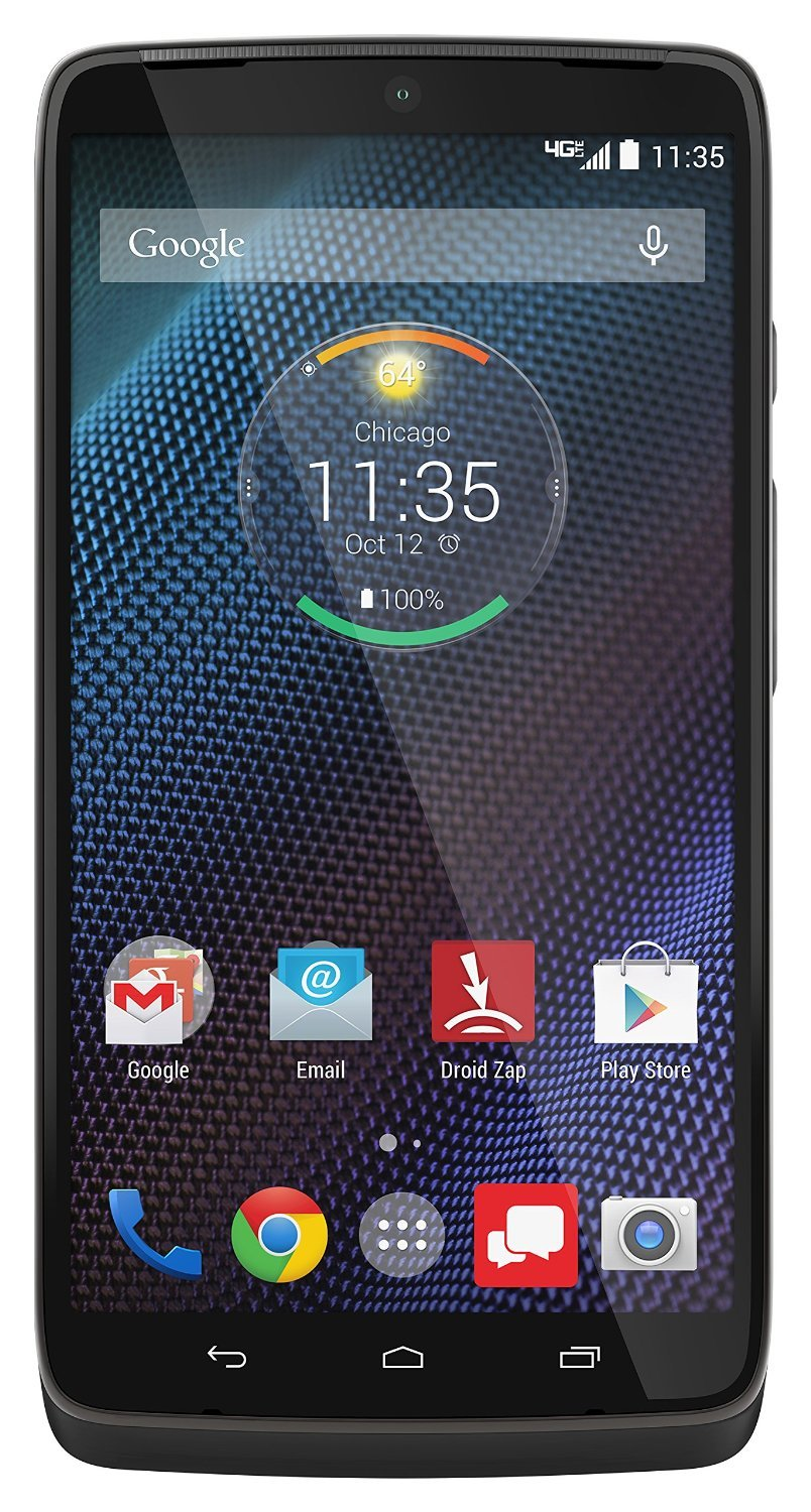 Electronic Motorola Android Smart Phone amazon com motorola droid turbo 32gb android smartphone verizon unlocked black certified refurbished cell phones accessor