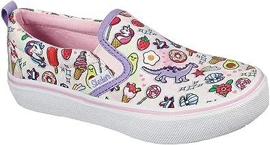 Skechers Unisex-Child Marley Jr Sneaker