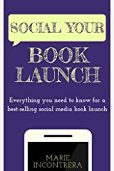 Social Your Book Launch Kindle Edition
