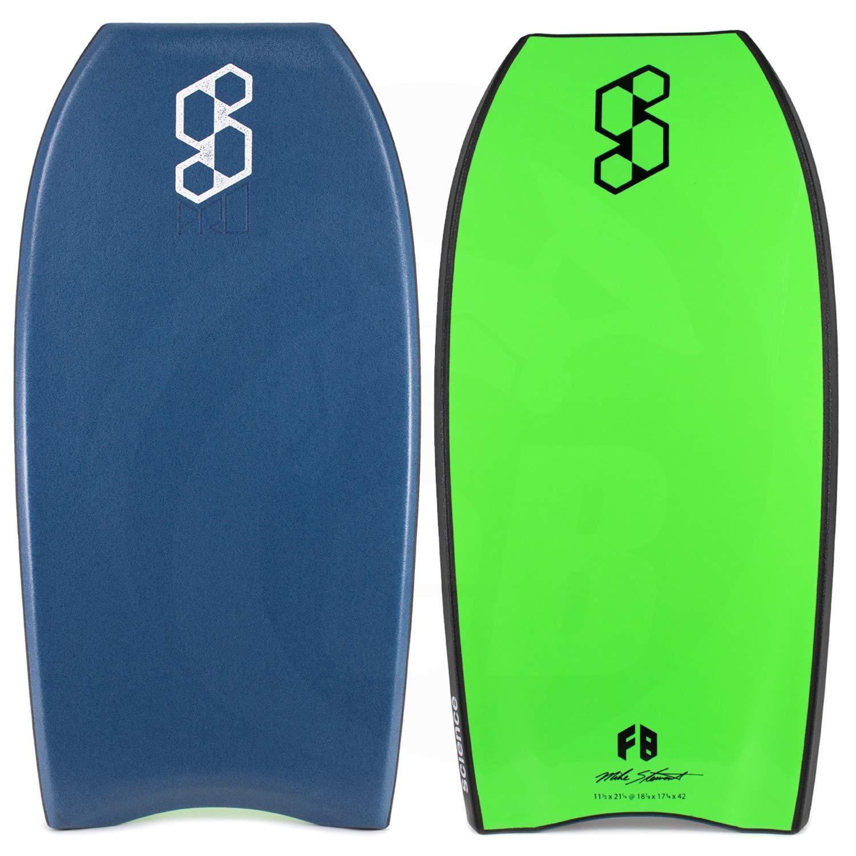 Mike Stewart Science Bodyboard Style Flex 7 Polypropylene Crescent Tail Polypro