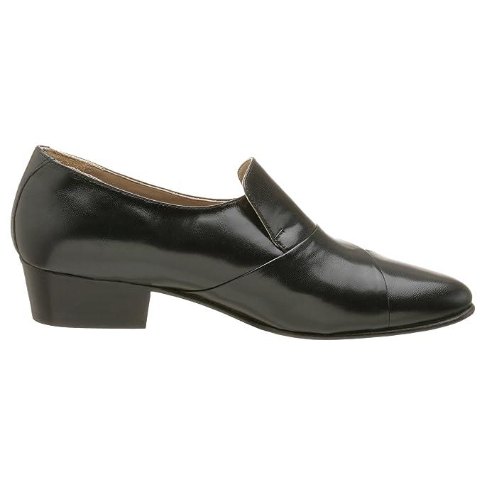 Giorgio Brutini Bernard Hombre Negro Mocasines Zapatos Nuevo ...