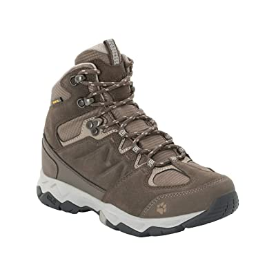 Jack Wolfskin Women's MTN Attack 6 Texapore Mid Waterproof Hiking Boot | Hiking Boots