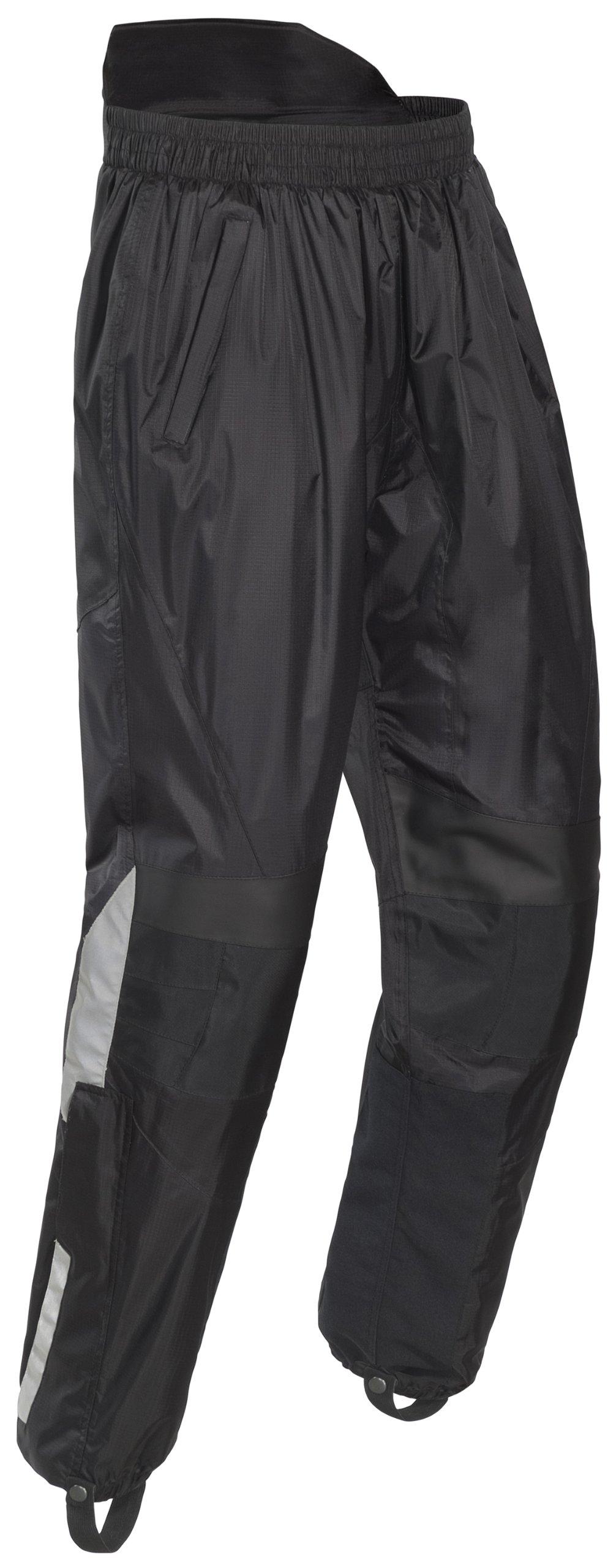 Tourmaster Sentinel 2.0 Rainsuit Pants (XXX-Large, Black w/ Nomex)