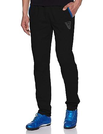 e9c91e886e Van Heusen Men's Cotton Rich Track Pant: Amazon.in: Clothing ...