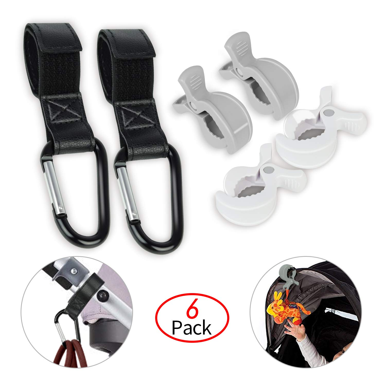 Mejor valorados en Ganchos para silla de paseo & Opiniones útiles de ...