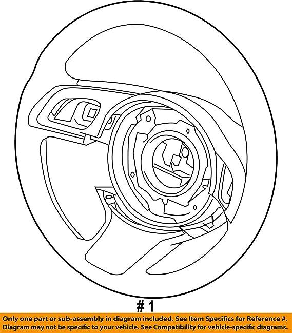 Amazon Com Jaguar Oem 10 15 Xj Steering Wheel C2d22909pvj Automotive