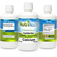NutriNoche Best Calcium Supplement –Natural Formula, Essential Support for Strong...