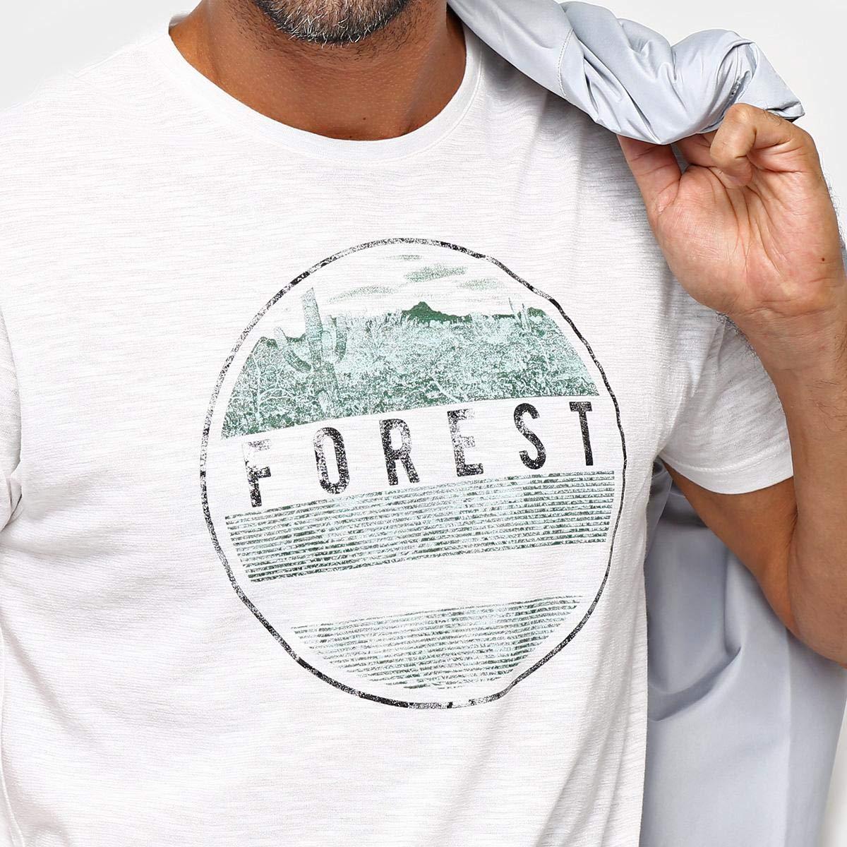 66b36db27f32a Camiseta Treebo Forest Masculina  Amazon.com.br  Amazon Moda