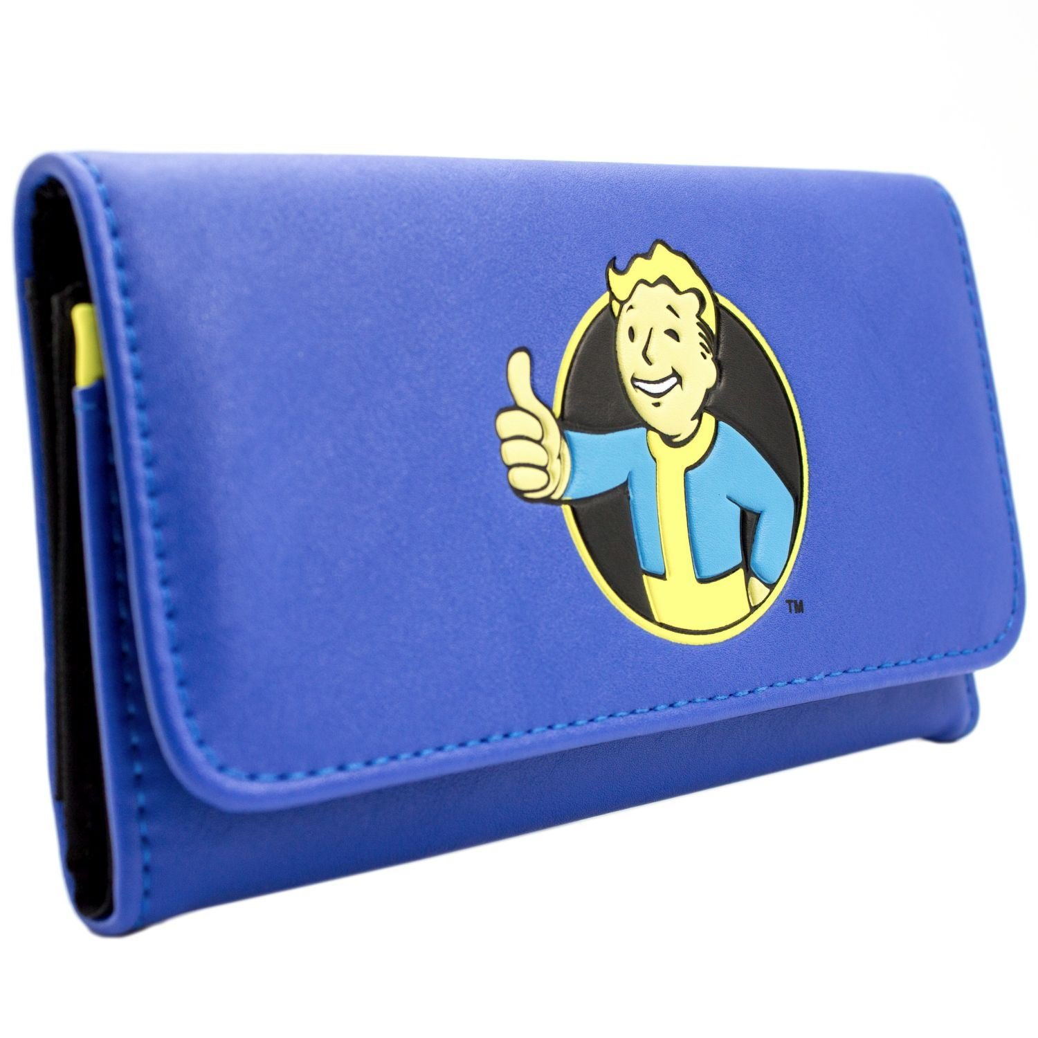 Bethesda Fallout 4 Thumbs Up Vault Bleu Portefeuille 28865