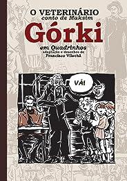 O Veterinário: conto de Maksim Górki em Quadrinhos