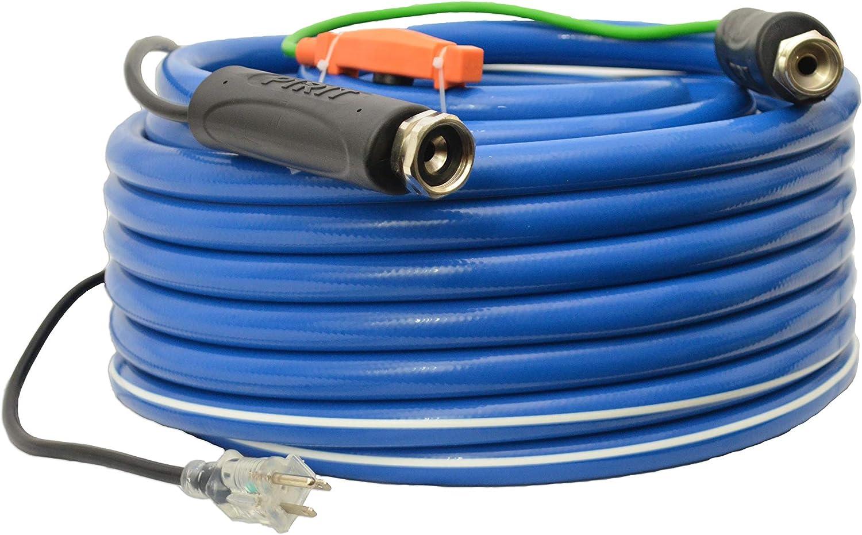 Pirit PWL-04-100 100FT Heated Hose Series IV, 100', Blue