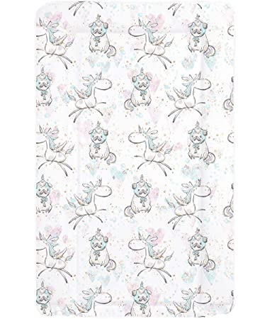 Changing Mat Unicorn Pug Changing Mat Baby Shower Gift Beautiful Design