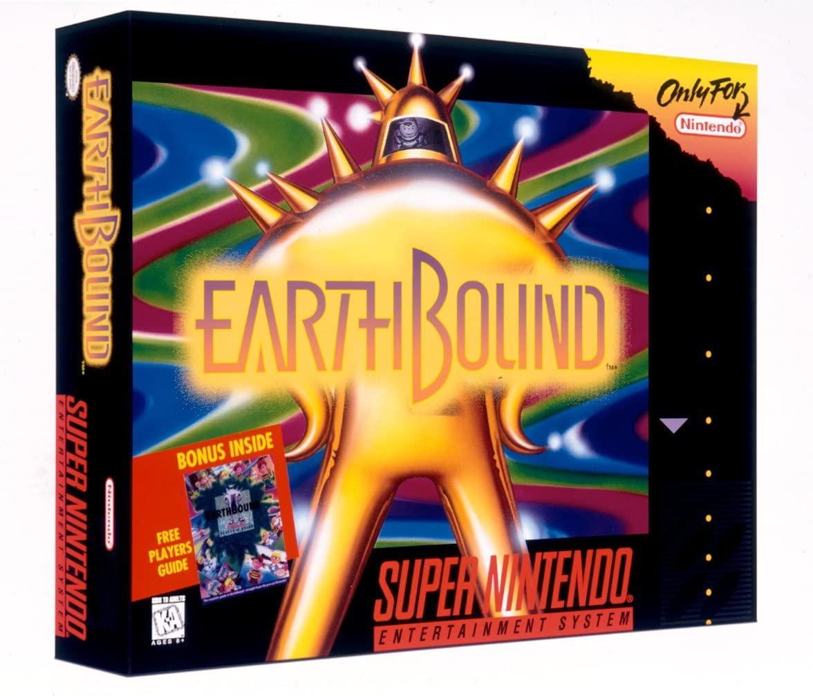Amazon com: EarthBound - Wii U [Digital Code]: Video Games