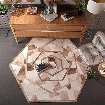 Xiaogege Stil100 100 Cm Minimalistischen Modernen Runde Teppiche