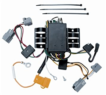 amazon com vehicle to trailer wiring harness connector for 05 12 vehicle to trailer wiring harness connector for 05 12 volvo xc90 plug play
