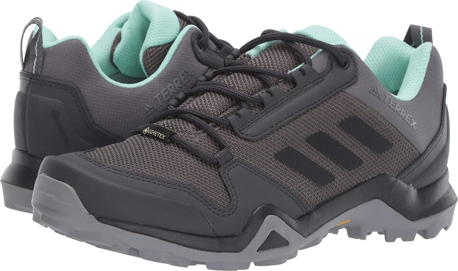 Amazon.com | adidas outdoor Women's Terrex AX3 GTX¿ | Tennis ...