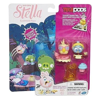 Angry Birds - Stella Pack de 2 Personajes (Hasbro A8885EU4)