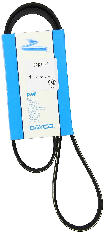 Cinghia Poly-V DAYCO 6PK1323S