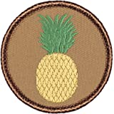 "Pineapple Patrol Patch - 2"" Round!"