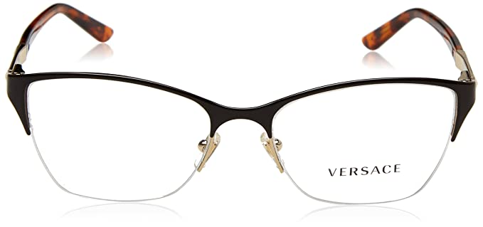 ccb31406abd Amazon.com  Versace Women s VE1218 Eyeglasses 53mm  Shoes