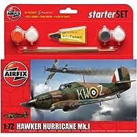 Airfix 'Hawker Hurricane Mk.I' Small Starter Set