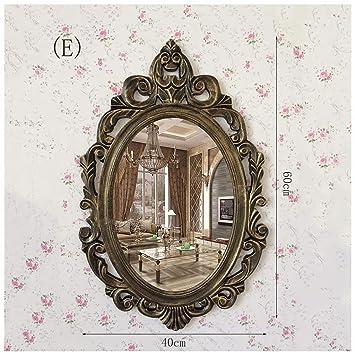 Amazon.com: YYF Espejo decorativo para colgar en la pared ...
