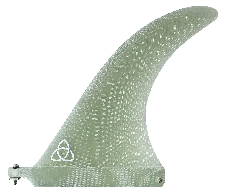 Naked Viking Surf Ola Flex 7.5'' Volan Fiberglass Longboard Fin