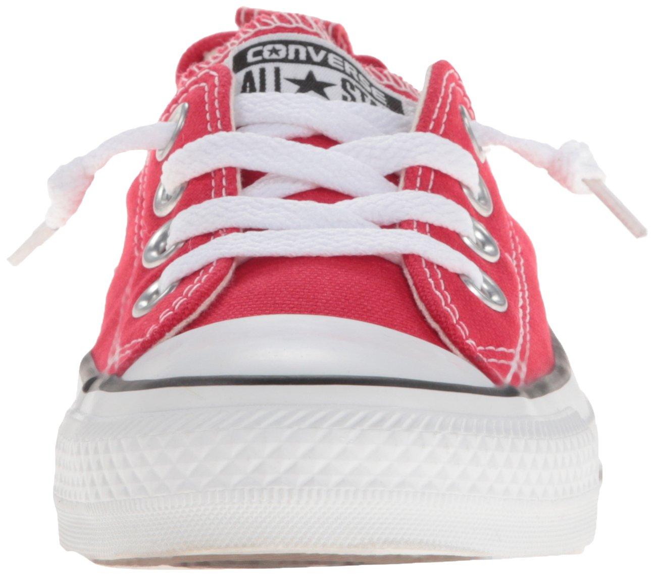 Converse Women's Shoreline Slip on Sneaker B01M2YXEGG 5 M US|Varsity Red