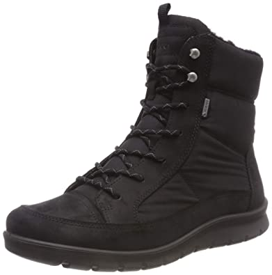 e6bb9dd0 Ecco BABETT BOOT, Women's Ankle Boots Ankle boots, Black (Black 2001),
