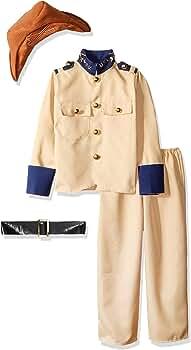 Theodore Roosevelt Costume Historical American US President Teddy Fancy Dress