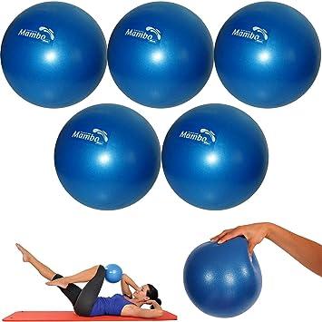 5 piezas MSD pelota 26 cm Suave + 2 tapones + sorbete Pilates ...