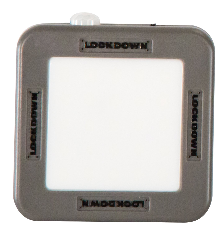 LOCKDOWN Cordless Automatic 25 LED Vault Light (2 Pack)