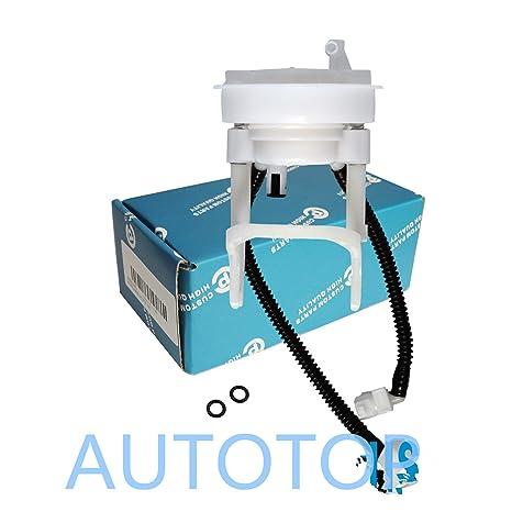amazon com: autotop new electric fuel pump filter fit 01-05 honda civic  1 7l l4/2006-2010 honda odyssey 3 5l/2002-2004 acura rsx 2 0l 043-3012:  automotive