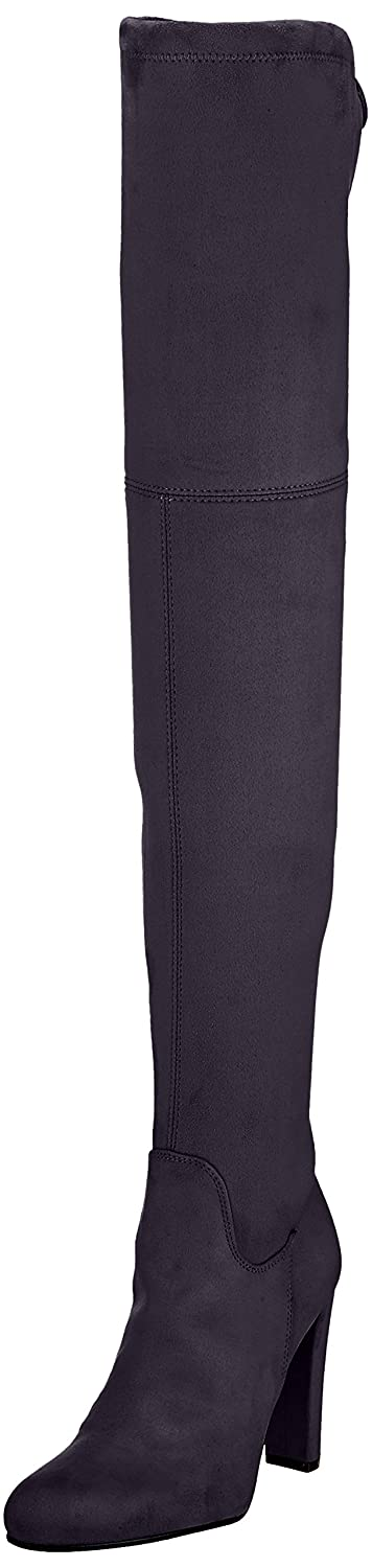 Buffalo London 2861 London Micro Strech, Femme, Bottes Femme, Negro 01 (Antracite Gris (Antracite 01) e2aaca1 - fast-weightloss-diet.space