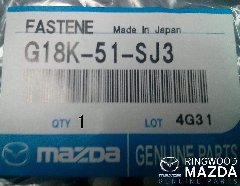 Tarjeta de puerta de coche Mazda Panel guarnecido de moldeo /& Retenedor Recortar Clips