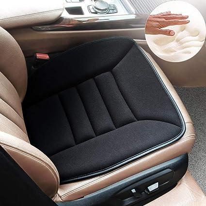 Big Ant Cojín de asiento de coche,suave Cojín de asiento de ...