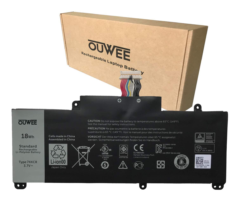 Bateria Para Dell Venue 8 Pro 5830 Tablet Series Notebook 07