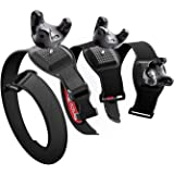 Rebuff Reality TrackBelt + 2 TrackStraps for Vive Tracker - Adjustable Straps and Belt for Full Body Tracking in VR and Motio