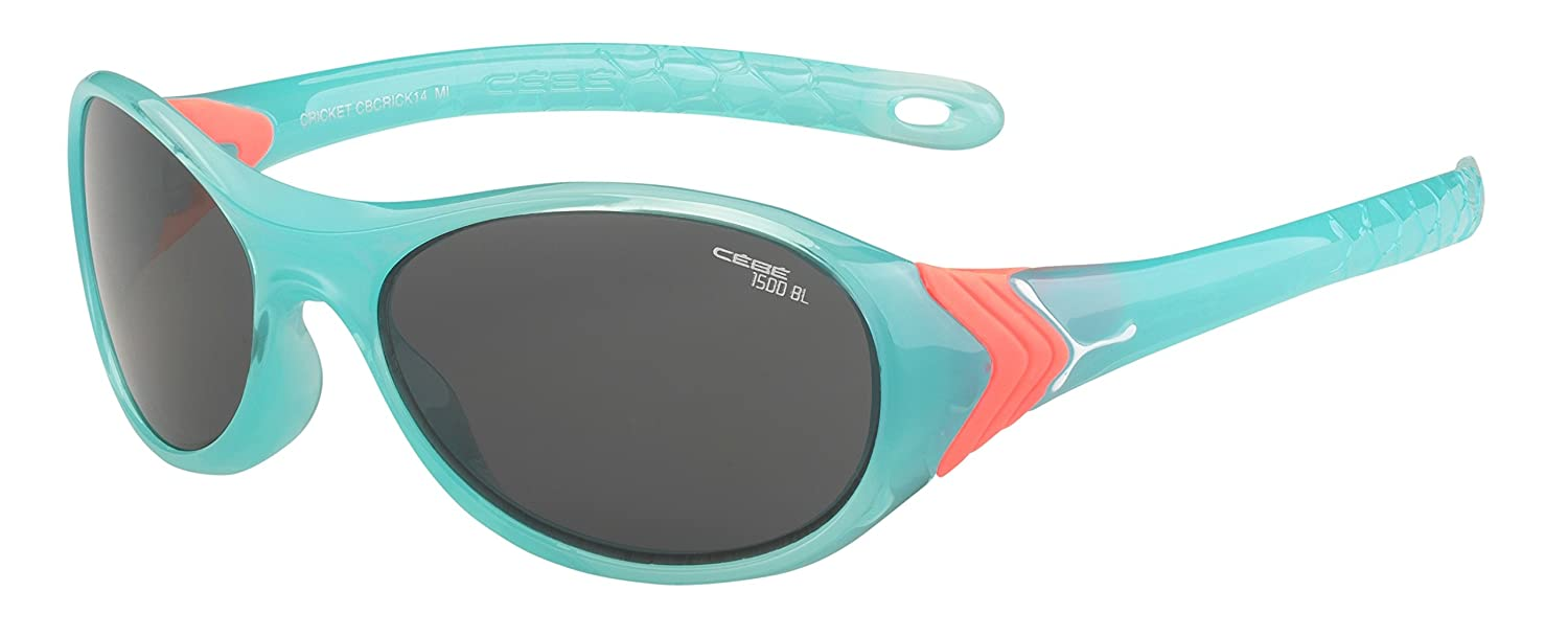 kids cricket sunglasses  C茅b茅 Kids Cricket Sunglasses multi-coloured Aquamarine Size:Small ...