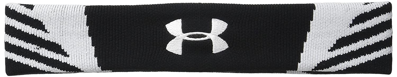 Under Armour Fitness Stirnband Undeniable Headband Black OSFA 1277603