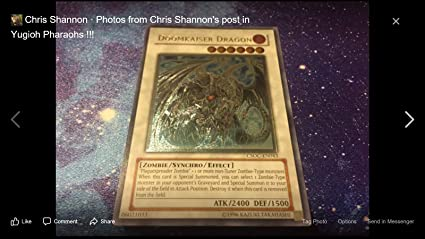 Yu-Gi-Oh! - Doomkaiser Dragon (CSOC-EN043) - Crossroads of Chaos -  Unlimited Edition - Ultimate Rare