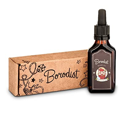 "'borodist Beard Oil ""Irish Whiskey – bartöl, 30 ml"