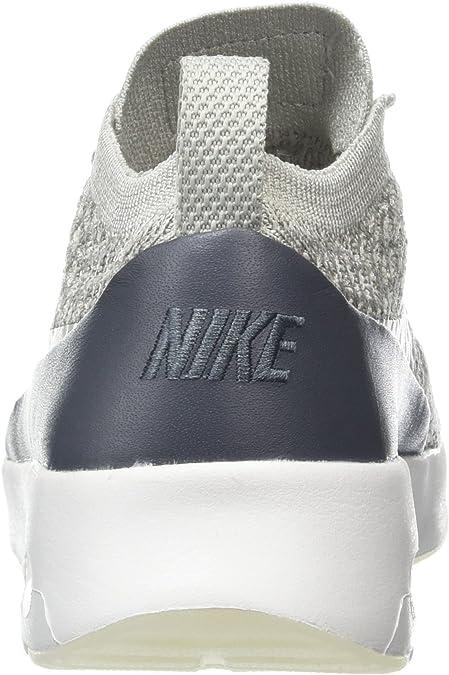 Nike Women's Air Max Thea Ultra Flyknit Trainers, GeryPale Dark Grey, 7 UK 41 EU