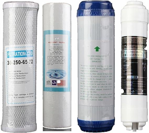 ING 10 (GAC Filtro de carbón activado granulado Osmosis inversa Ro ...